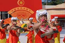 人民网十地联动直播中国农民丰收节