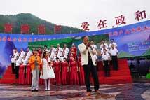 """福建:""""方志+旅游""""助力政和美丽乡村建设"""