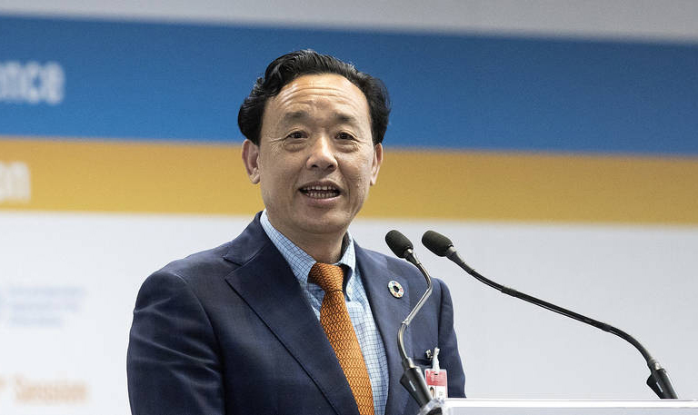 农业农村部副部长屈冬玉当选联合国粮